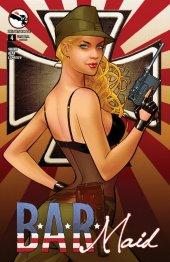 B.A.R. Maid #4 Cover C Franchesco