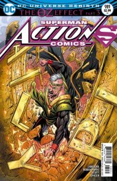 Action Comics #989 Variant Edition