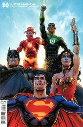 Justice League #44 Variant Edition