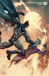 Detective Comics #1027 Cover K Marc Silvestri Batman & Joker Variant