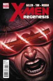 X-Men: Regenesis #1 Hollowell Variant