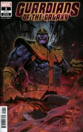 Guardians Of The Galaxy #2 Yuze Wu Chinese New Year Variant