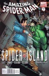 The Amazing Spider-Man #668 Newsstand Edition