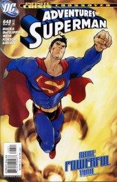 Adventures of Superman #648