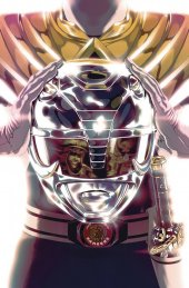 Mighty Morphin Power Rangers #48 Foil Montes Variant