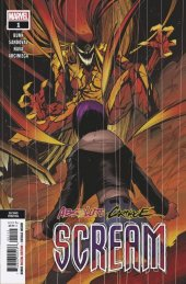 Absolute Carnage: Scream #1 2nd Printing