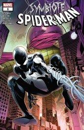 Symbiote Spider-Man # 1 Artgerm Lau Variant NEAR MINT