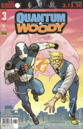 Quantum & Woody #3 Cover D Pre-Order Edition