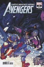 Avengers #19 1:25 Nick Bradshaw Variant