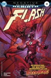 The Flash #30 Original Cover