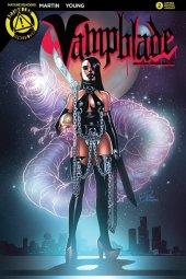 Vampblade #2 Cover E Homage
