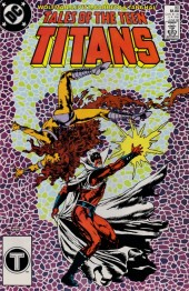 Tales of the Teen Titans #90
