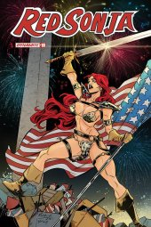 Red Sonja #18 1:7 Miracolo America Together Incentive