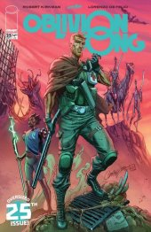 Oblivion Song #25 Cover E Campbell