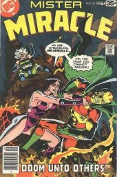 Mister Miracle #25