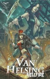 Van Helsing: Hellfire #1