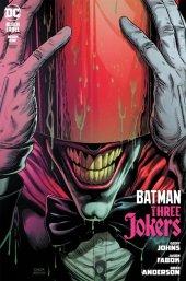Batman: Three Jokers #1 Premium Variant Cover A Red Hood Variant