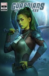 Guardians of the Galaxy #1 Shannon Maer Trade Variant