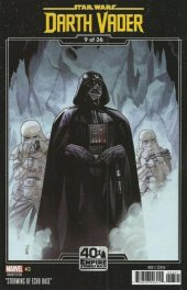 Star Wars: Darth Vader #3 Sprouse Empire Strikes Back Variant Cover