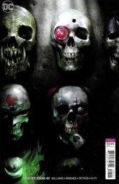 Suicide Squad #43 Variant Edition
