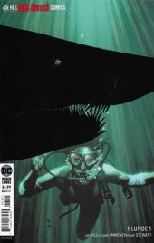 Plunge #1 Card Stock Variant Edition
