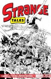 Strange Tales #1 2nd Printing