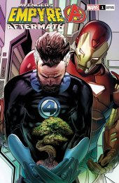 Empyre: Aftermath - Avengers #1 Land Variant