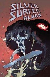 Silver Surfer: Black #3 1: 25 Bengal Variant