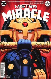 Mister Miracle #4 2nd Printing