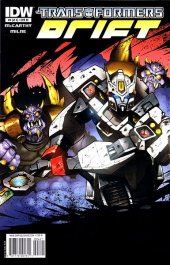 The Transformers: Drift #4 10 Copy Incentive Variant