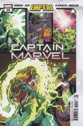 Captain Marvel #20 2nd Printing