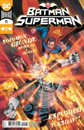 Batman / Superman #15