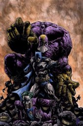 Batman / The Maxx: Arkham Dreams #1 Johnny Desjardins Variant