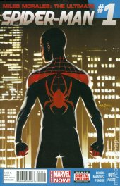 Miles Morales: The Ultimate Spider-Man #1 2nd Printing Marquez Variant