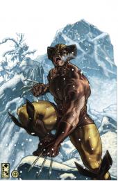 Savage Avengers #1 1:25 Simone Bianchi Variant