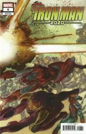Iron Man 2020 #6 Simone Bianchi Connecting Variant