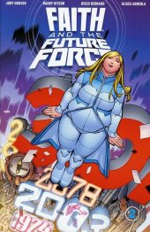 Faith And The Future Force #2 Cover D 1:20 Lafuente