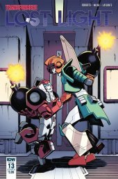 Transformers: Lost Light #13 Cover B