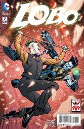 Lobo #7 The Joker Variant