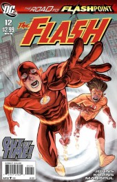 The Flash #12