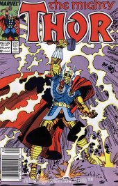 The Mighty Thor #378 Newsstand Edition