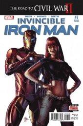 Invincible Iron Man #7 2nd Printing