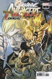 Savage Avengers Annual #1 Ron Garney Variant