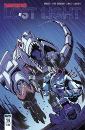 Transformers: Lost Light #14 Cover B
