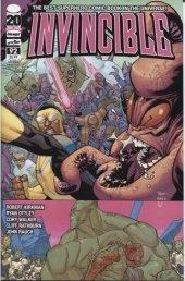 Invincible #92 Second Print