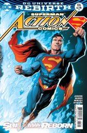Action Comics #976 Variant Edition