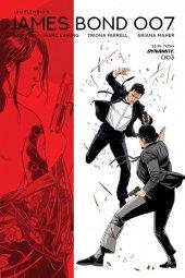 James Bond 007 #3 Cover D Laming