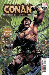 Conan the Barbarian #19