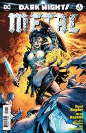 Dark Nights: Metal #1 Jim Lee Variant