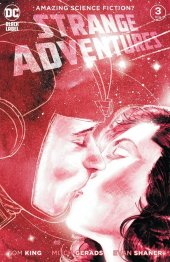 Strange Adventures #3 2nd Printing Mitch Gerads Recolored Variant